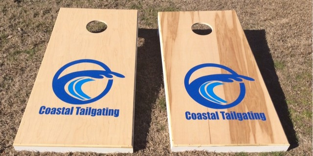 Rent Cornhole Boards in Myrtle Beach