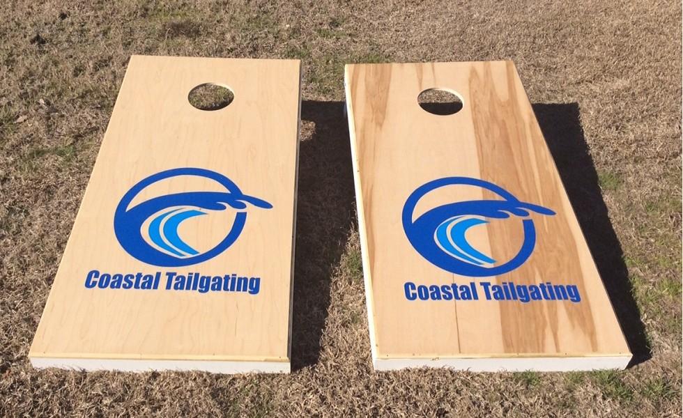 Rent Cornhole Boards in Myrtle Beach