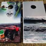 Cool Custom Cornhole Boards