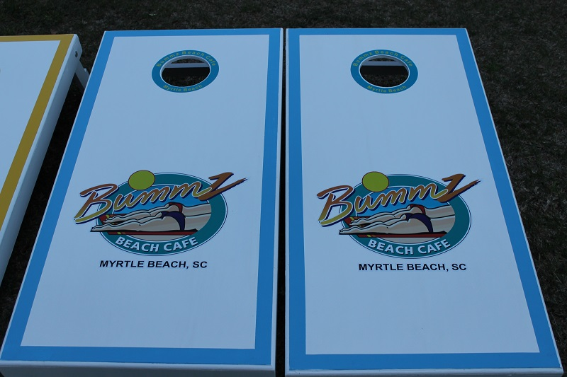 Bummz Cornhole Boards