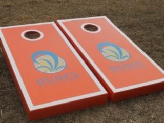 Dunes Cornhole Boards