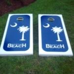 Myrtle Beach Corn Toss Boards