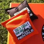 South Swell Cornhole Bags