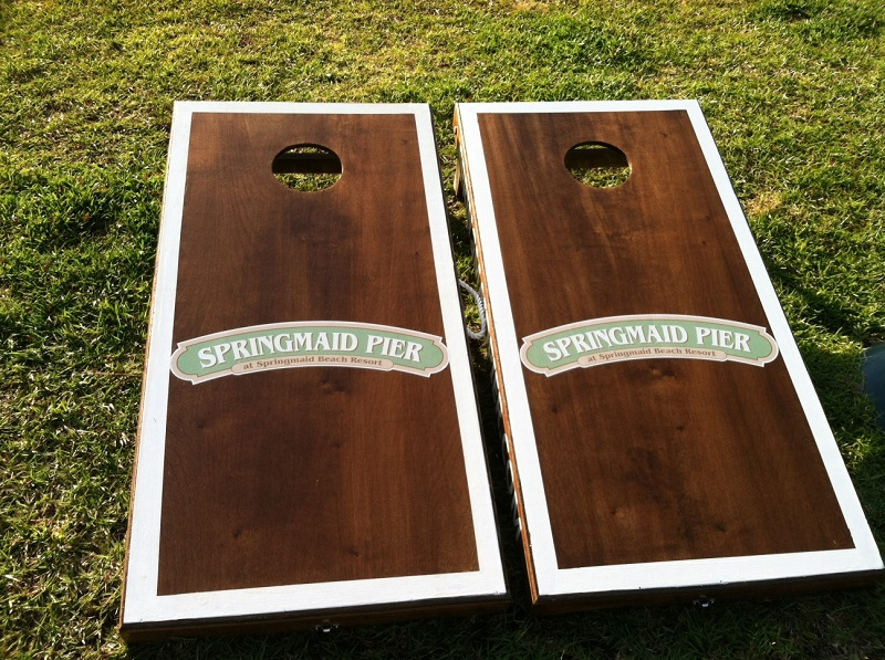 Springmaid Pier Boards