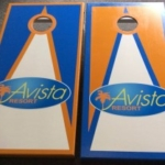 Avista Cornhole Boards