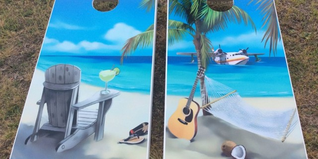 Margaritaville Boards