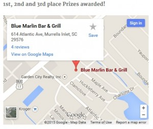 Map to Marlin