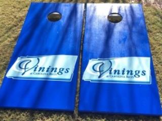 Coastal Tailgating Cornhole Boards