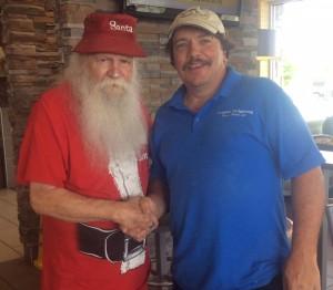 Santa loves Coastal Tailgating!