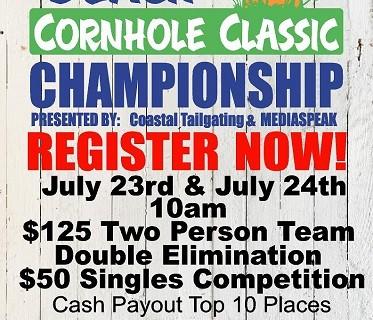 Myrtle Beach Cornhole Classic 2016