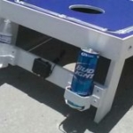 Coastal Tailgating Commercial Cornhole Boards