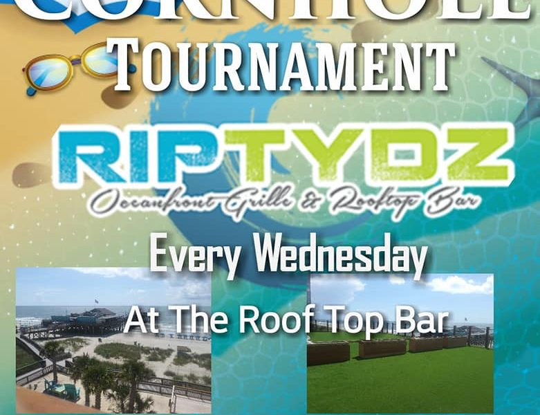 Cornhole Tournaments at Ryptidz Bar