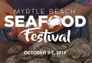 Seafood Fest in Myrtle Beach 2018