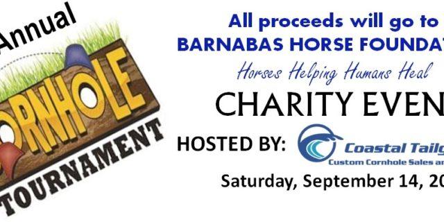 Barnabas Charity Cornhole Tournament