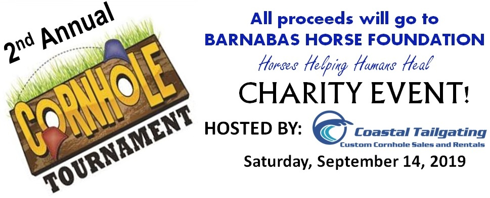 Barnabas Charity Cornhole Tournament