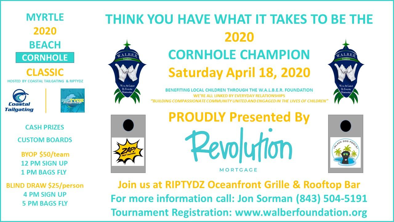 Cornhole Champion
