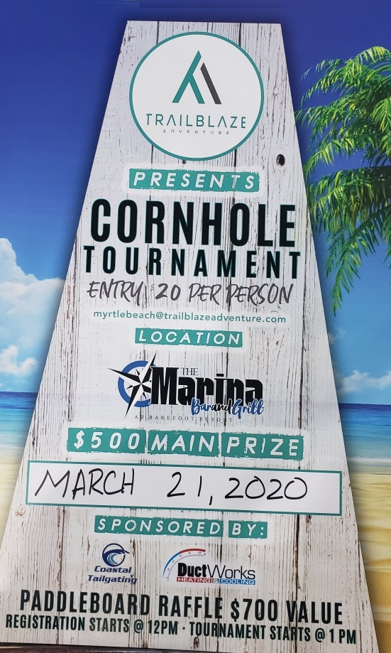 Trailblaze Cornhole North Myrtle Beach