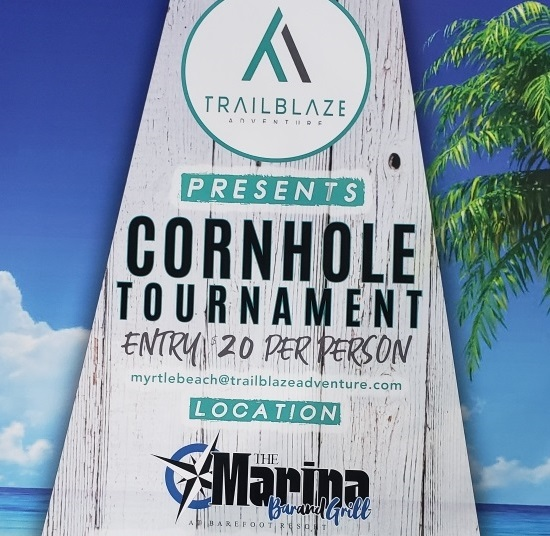 North Myrtle Beach South Carolina Cornhole